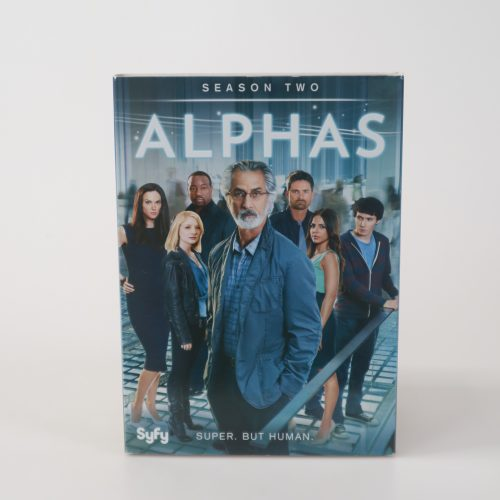 CD Film ALPHAS SEASON TWO