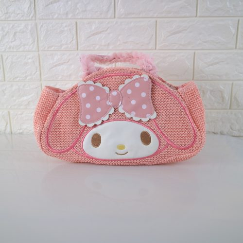 My Melody Hand Bag Wanita Pink Melody