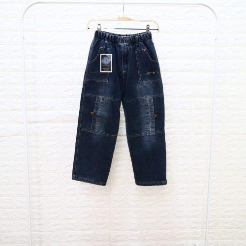 FFGX Celana Jeans Anak Laki Laki Hitam 9-10