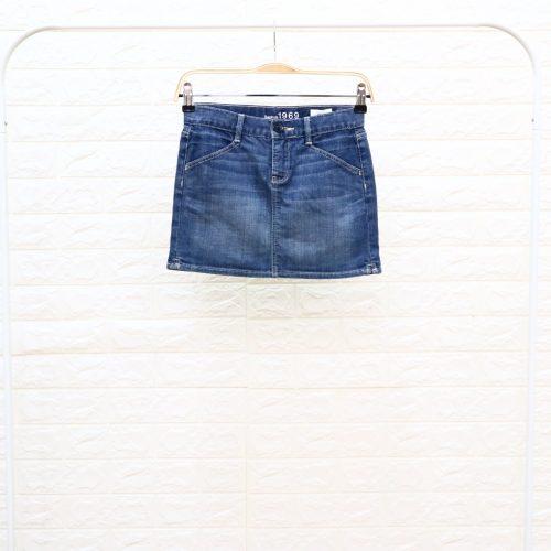 GAP Rok Wanita Jeans S