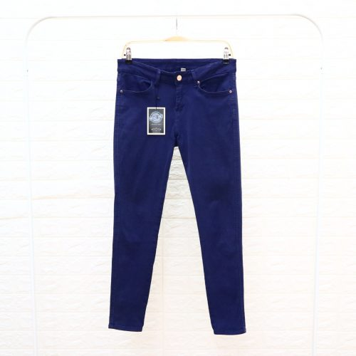 L1 JEANS Celana Jeans Panjang Wanita Biru