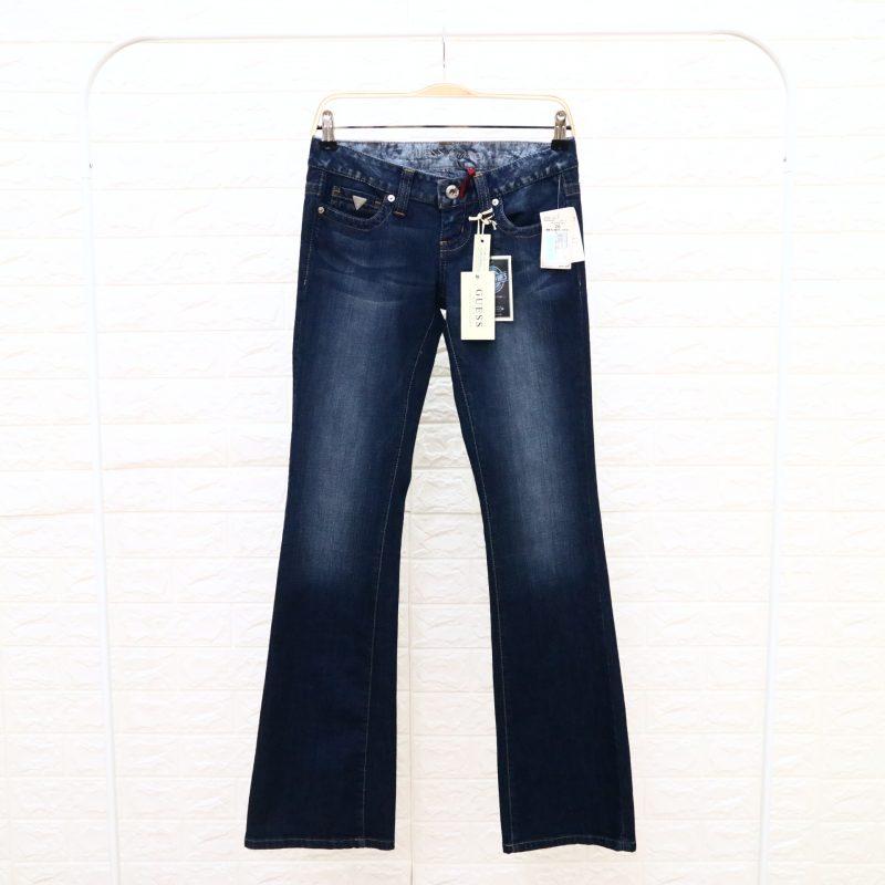 Guess Celana Panjang Wanita Jeans Navy 26